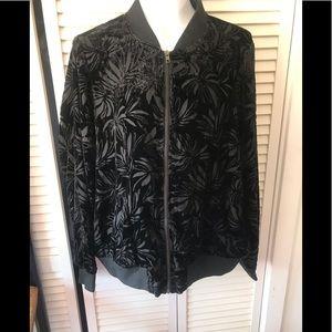 Torrid Size 1 Black Casual Jacket